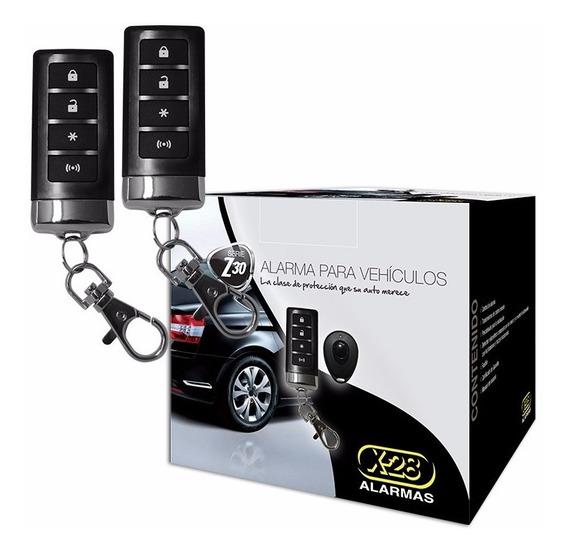 Alarma Auto X-28 Z30 H Full Volumétrica Confort