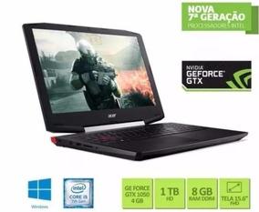 Notebook Gamer Barato Acer Vx5 M.2 480 A1000 Kingston