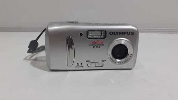 Câmera Digital D 435 Olympus No Estado Envio Imediato