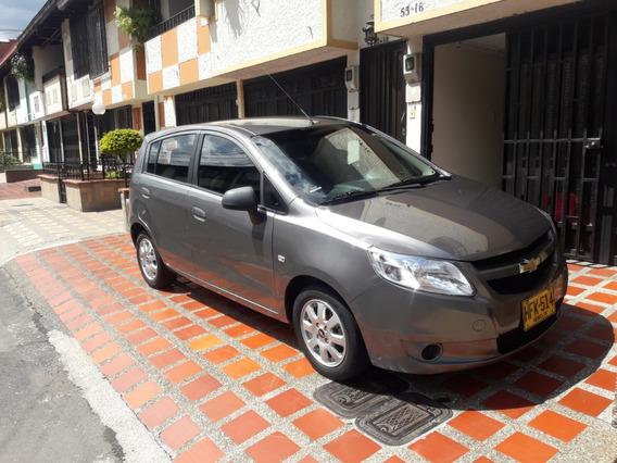 Chevrolet Sail Lt 2014 Sin Baul Saot Y Tecno 08/20