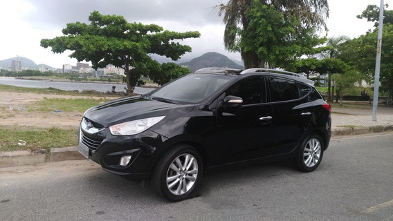 Hyundai Ix35 2.0, Duplo Teto Solar A Banco De Couro