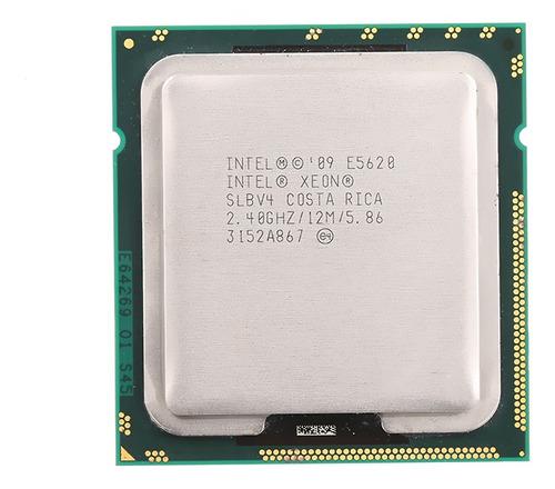Imagem 1 de 3 de Informações? Xeon? Processador E5620 12m Cache 2,40 Ghz 5,86