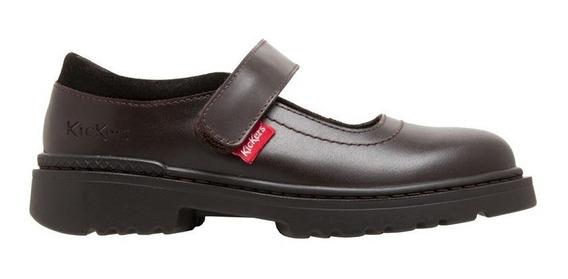 Zapatos Guillermina Kickers Kemos Abrojo 31-34 Mar De Niños