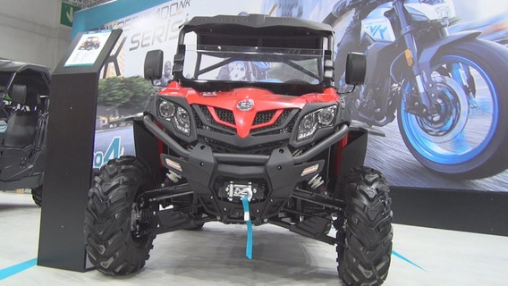 Utv Cfmoto Zforce 550 0km 4x4 No Polaris Arctic Cat Can Am