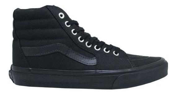 Tênis Vans Sk-hi Black 9695 Original