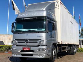 Mercedes Benz Atego 2428 Baú