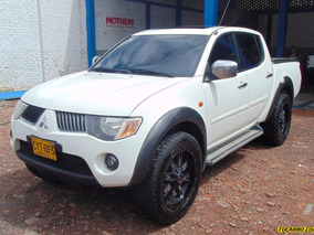 Mitsubishi L200 Sportero Superlujo At 3200cc Abs Ab Ct Tc