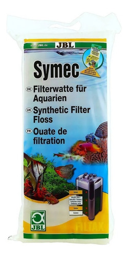 Jbl Symec Lã Acrilica 500g Perlon Para Limpeza De Aquários