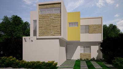 ¡casa Tecnológica De 3 Recámaras, 2.5 Baños, Sur De Culiacán