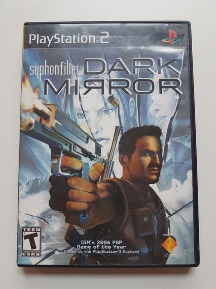 Syphonfilter Dark Mirror Original Para Playstation 2