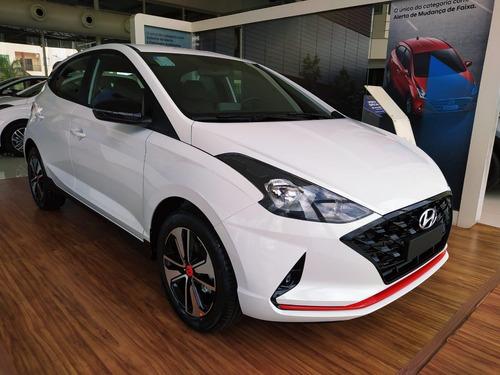 Imagem 1 de 10 de  Hyundai Hb20 1.0 Sport Turbo (flex) (aut)