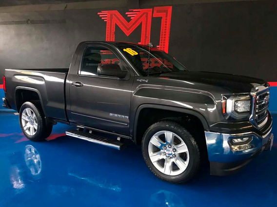 Gmc Sierra Sle Cab Reg At 2016 Gris $ 459,900