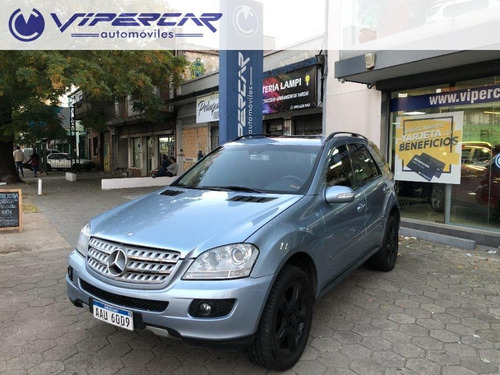 Mercedes-benz Ml350 4 Matic 3.5 2007 Impecable!