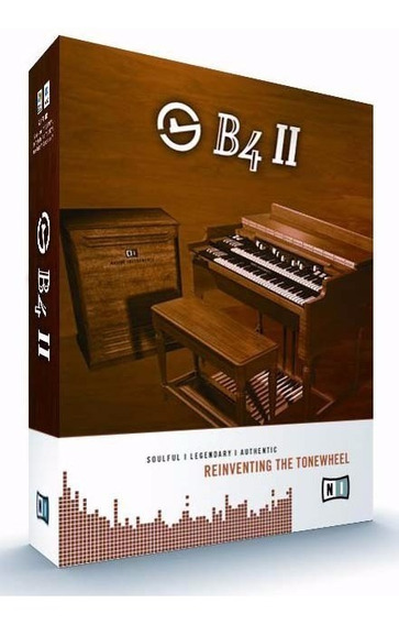 B4 Ii - Native Instruments - Vst Win