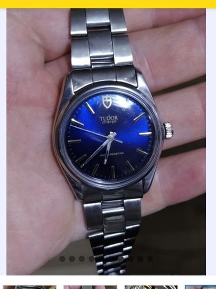 Relógio Original Tudor Rolex 35 Mm