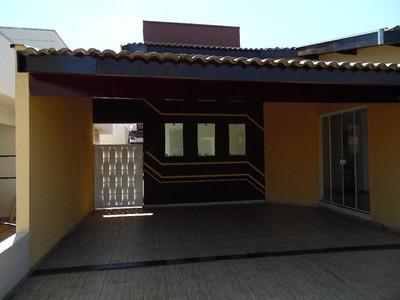 Casa Com 3 Dormitórios À Venda, 170 M² Por R$ 490.000 - Condomínio Terras Do Fontanário - Paulínia/sp - Ca1168