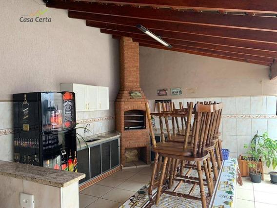 Casa À Venda, 140 M² Por R$ 289.000,00 - Jardim Alto Dos Ypês - Mogi Guaçu/sp - Ca1508