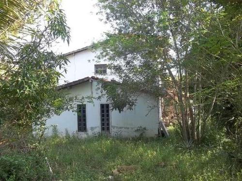 Vendo Chácara Com 14.000m² Na Estrada Das Pedreiras, 4 Km Da Estrada Do Cia - Aeroporto, Murada, Área Verde Com Árvores Frutíferas. Valor De Venda: R$ - V234 - 3311479