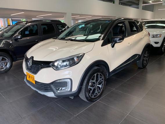 Ranault Captur Intens Aut 2.0cc Blanco Marfil 2019 Fqw908