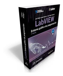 Libro Labview Entorno Grafico De Programacion 3ra Ed. 2018