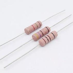Resistor 0r22 5w - Pacote Com 100 Peças