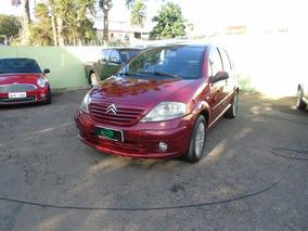 C3 1.6 I Exclusive 16v Gasolina 4p Manual