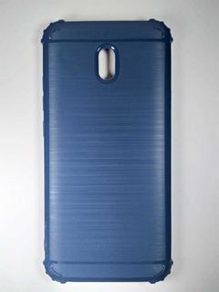 Funda Xiaomi Redmi 8a Color Azul Alto Impacto