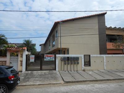 Duplex Luxo Na Praia Do Saco: 2 Qts, 3 Banheiros, Fin. Cef