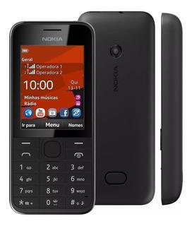 Nokia 208 Dual Sim - Desbloqueado 1.3mp 3g - Exposição