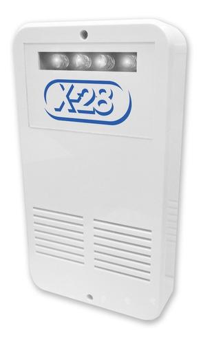 Imagen 1 de 4 de Sirena Exterior Led Flash Universal S52alf X28 Alarmas