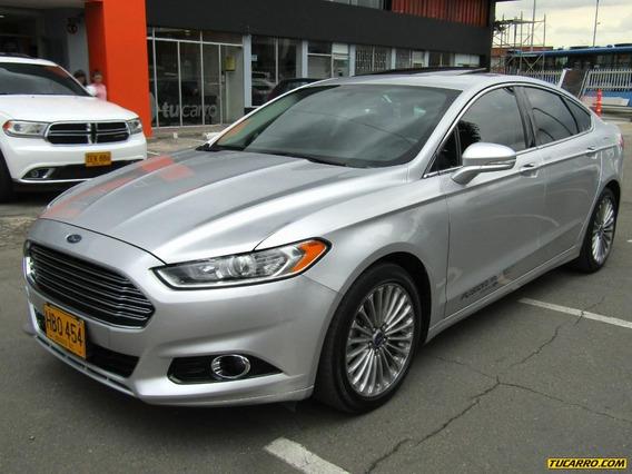 Ford Fusion Titanium At 2000cc
