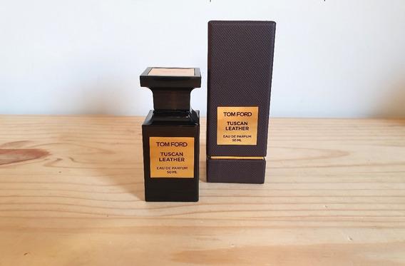Perfume Tom Ford Tuscan Leather 50ml - Usado