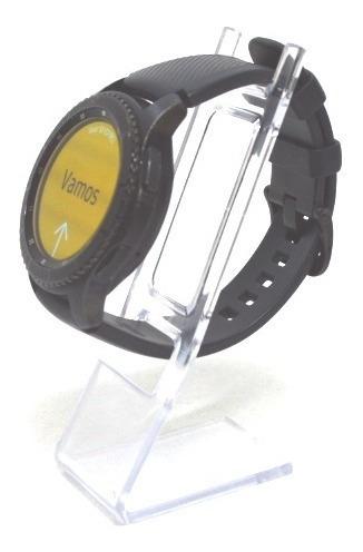 Reloj Samsung Gear S3 Frontier Smart Watch Usado (g)