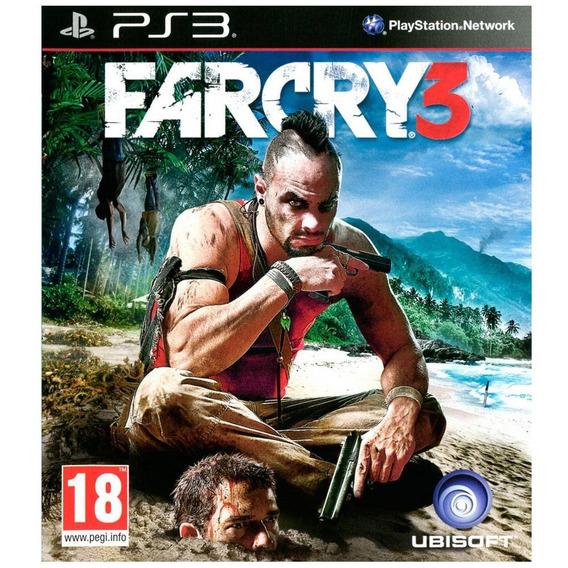 Far Cry 3 Ps3 Mídia Digital Envio Em Até 24 Horas