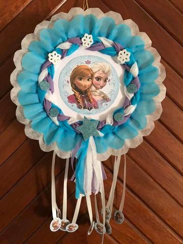 Piñatas Infantiles Con Cintas. Cumpleaños.allegracotillones.