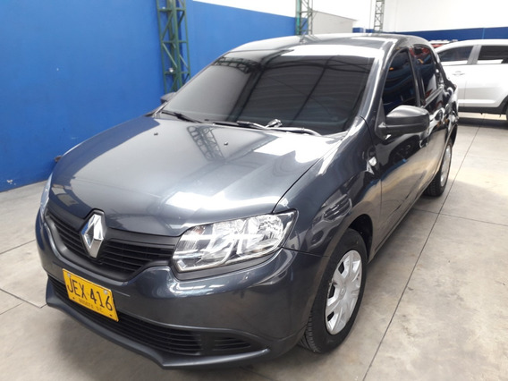 Renault Logan Authentique Mec Jex416