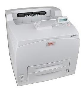 Impressora Okidata B6500 A4 Laser Mono Com Rede E Duplex