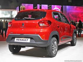 Renault Nuevo Kwid 1.0 Life Intens Zen Iconic Ex Clio Mio Jl
