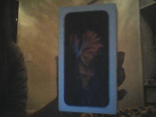 Caixa De iPhone 6s Em Perfeito Estado (obs: So A Caixa)
