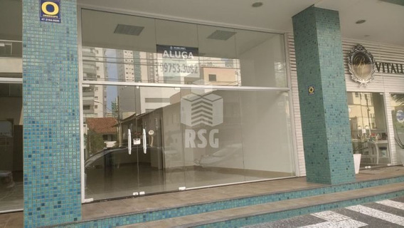 Ampla Sala Comercial Ed. Imperialle, 80 M², 1 Lavabo - Pioneiros - Balneário Camboriú - 266
