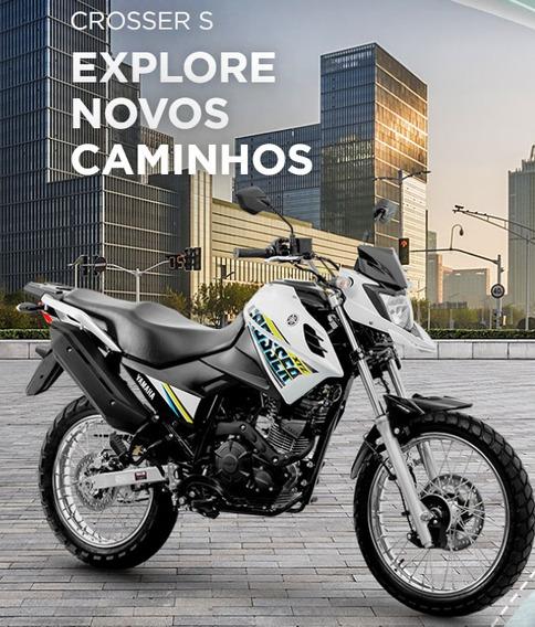 Crosser 150 S - Abs - 2019 - Sem Entrada - Yamaha - Sp