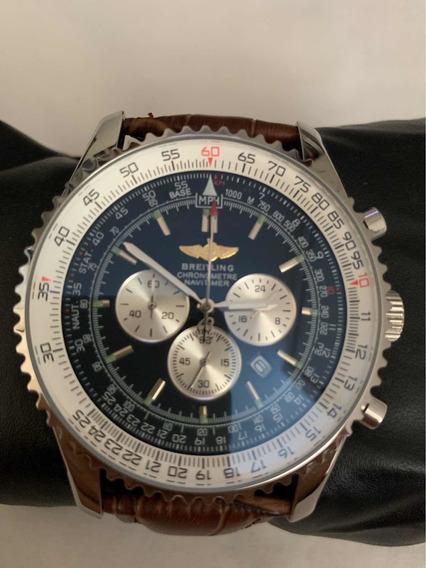 Relógio Clássico Luxo