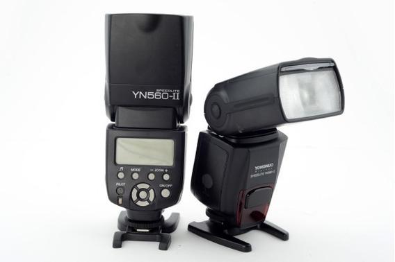 Flash Yongnuo Modelo Yn560-ii