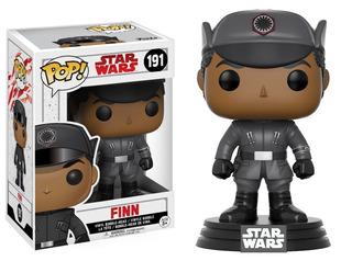 Funko Pop Finn 191 Star Wars Muñeco Original