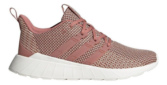 Zapatillas adidas Questar Flow W Raw Pink - Corner Deportes