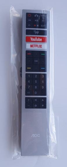 Controle Remoto Aoc 43s5295 32s5295 Novo Original Aoc