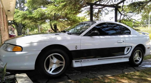 Ford Mustang 3.8 Lts V6 Automatic