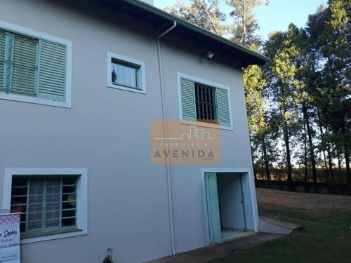 Chácara Com 2 Dormitórios À Venda, 10000 M² Por R$ 750.000,00 - Centro - Andradas/mg - Ch0132