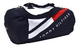 Bolsa Tommy Hilfiger Large Grande Duffle Bag Unisex Original