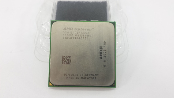 Processador Amd Opteron 1210 1.87/2m Am2